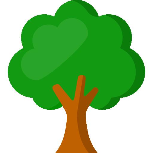 fák, cserjék erősítő metszése, gyomtalanítása